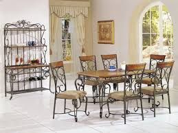 Wrought Iron Kitchen Table Dining Room Design U0026 Iron Dining Table Decor U2013 An Insane Guide To