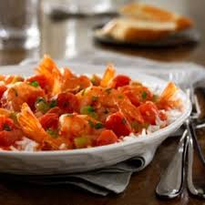 cuisine crevette crevettes en sauce tomate piquante recettes de cuisine des iles