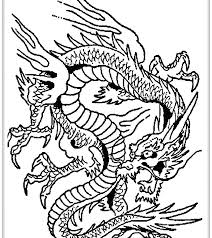 chinese dragon coloring pages easy chinese dragon coloring elegant chinese dragon coloring page for