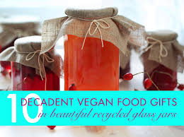 food gift ideas make these vegan treats in upcycled jars as gifts everyone will