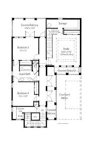 mediterranean floor plans with courtyard corglife forafri