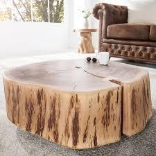 Wohnzimmertisch Truhe Couchtische Aus Massivholz Ebay