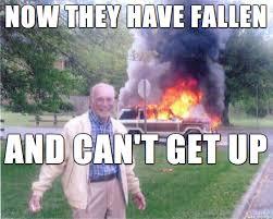 Life Alert Meme - too late for lifealert meme guy