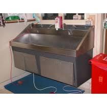 Scrub Sink new and used scrub sinks wemed1