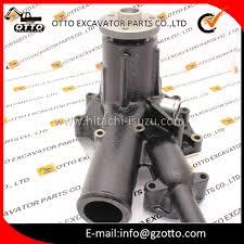 Hitachi Zx330 6hk1 Isuzu Diesel Engine Water Pump Assy High
