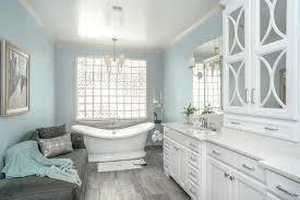 fabulous bathroom designs lovely adding red and royal blue colors