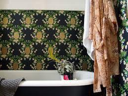 Half Bath Wallpaper Ideas U2013 Tropical Pineapple Decor Ideas Bring Cheerfulness To Our Homes