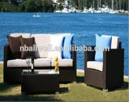 Dedon Outdoor Furniture by 2017 China Latest Design Dedon Outdoor Furniture Rattan Sofa Set