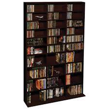 charming media storage shelves fresh ideas cd dvd racks global