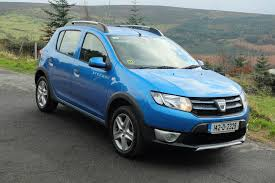 sandero renault stepway family car review dacia sandero stepway