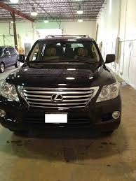 lexus lx 570 options india lexus lx 570 black in mint condition 2009 with low mileage