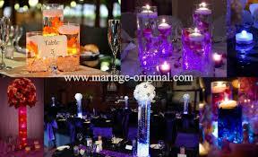 deco mariage original deco de table mariage mariageoriginal