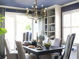 Black And White Dining Room Ideas by 15 Ways To Dress Up Your Dining Room Walls Hgtv U0027s Decorating