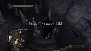 Dark Souls 2 Map Dark Chasm Of Old Dark Souls Wiki Fandom Powered By Wikia
