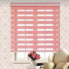 Cheap Bamboo Blinds For Sale Double Layer Shade Blinds And Zebra Blinds Curtain For Balcony