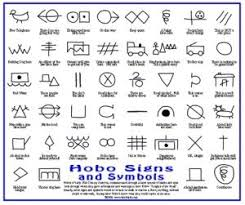 Barn Burning Symbolism 15 Best Hobo Symbols Images On Pinterest Symbols Signs And