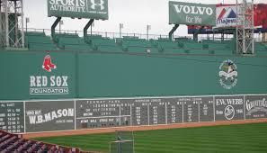 Fenway Park Seating Map Green Monster Wikiwand