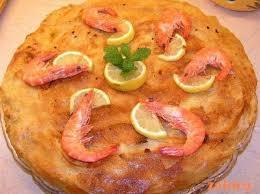 recette de cuisine poisson recette pastilla au poisson et aux fruits de mer rapide 750g
