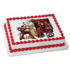 iron cake topper iron licensed edible cake topper 6105 kitchen