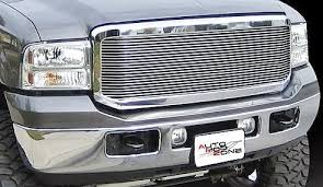 1999 ford f250 grill amazon com 1999 2004 ford aluminum billet grille grill insert