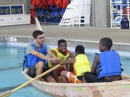 Camp Style Teens Build Launch Boat At Pcc News At Pcc