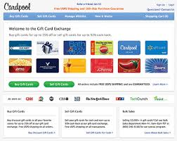 gift card sell online how you can sell and exchange your gift cards instyle