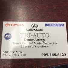 tri auto 77 reviews auto repair 5203 g st chino ca phone