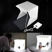 Photography Lighting Photo Studio Lighting Box Photography Backdrop Led Mini Lightroom