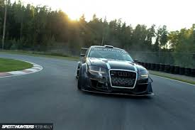 audi modified the world u0027s angriest audi a3 speedhunters