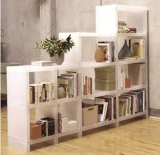 Simple Wooden Bookshelf Designs by Best 25 Room Divider Bookcase Ideas On Pinterest Bookshelf Room