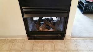 gas fireplace venting 45th parallel home inspection