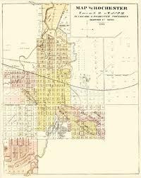 Minnesota State Map by Minnesota Ahgp Maps