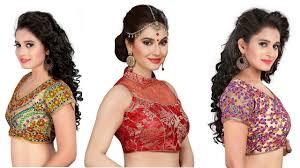 trendy blouses designer saree blouse designs fancy trendy blouse
