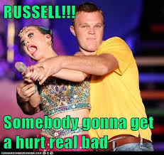 Russell Meme - russell peters katy perry sesame street know your meme