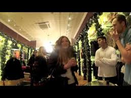 Christmas Parties In Newcastle - jack wills newcastle in store christmas party youtube