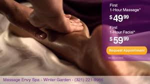 massage envy spa winter garden national branding youtube