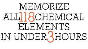tricks to learn modern periodic table how to memorize the periodic table