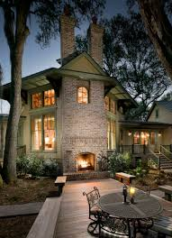 exterior design warm outdoor fireplaces for your exciting home