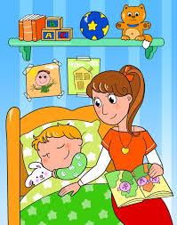 bébé dort dans sa chambre sticker bébé dort dans sa chambre avec sa mère pixers nous