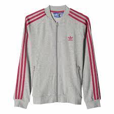 adidas crop top sweater adidas originals j trefoil ft sweatshirt sweaters and sweatshirts