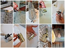 do it yourself light fixture diy light fixture
