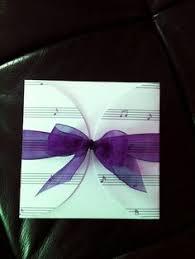 faire part mariage musique invitation musicale quince ideas invitations