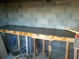 cuisine exterieure beton plan de travail cuisine exterieure plan de travail cuisine