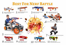 nerf battle racer kids best
