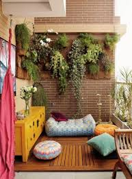 Balcony Design Ideas by Decorating A Balcony
