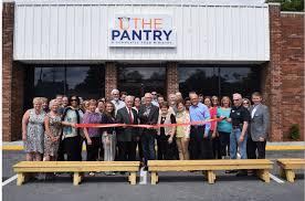 Pnatry The Pantry Celebrates Relocation U0026 Renovation U2013 Douglas County Chamber