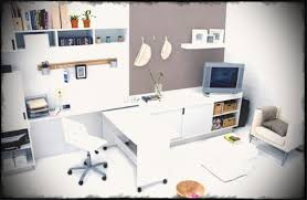 White Home Office Desks How To Choose Home Office Furniture Luxurious Ideas Home Design