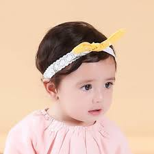 toddler hair accessories 3 colours lovely bunny ears toddler kids headband kids hair