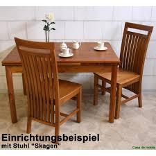 Esszimmertisch Ausziebar Esstisch 120 X 80 Massivholz Carprola For