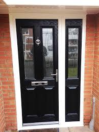 composite door glass stunning altmore composite door with matching composite side